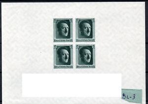 03-DR-Deutsches-Reich-Michel-Block-8-Postfrisch-sehr-schoen
