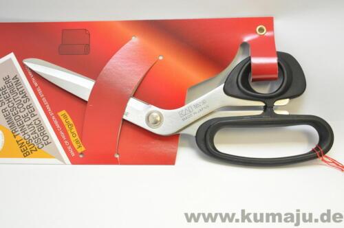 230 mm Profiqualität extra scharf Kai Schere Textilschere N5230KE Stoffschere