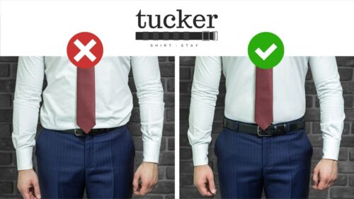 ensures your shirt stays tucked in all day for Men /& Women UNIQUE MODEL-TUCKER