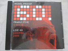 Michal Prokop Framus Five & Hoste Live 60 Lucerna 2006 - CD