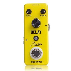 Rowin-Analog-Vintage-Delay-Guitar-Effect-Pedal-W9Q2