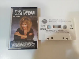 TINA-TURNER-Goes-Country-Profile-Spain-Edition-1988-Cinta-Tape-Cassette
