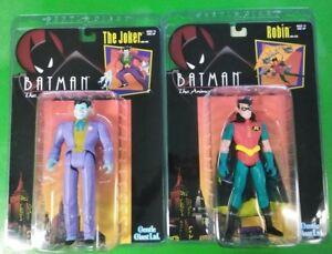 Gentle-Giant-Batman-Animated-Series-Robin-amp-Joker-Jumbo-12-034-Action-Figures