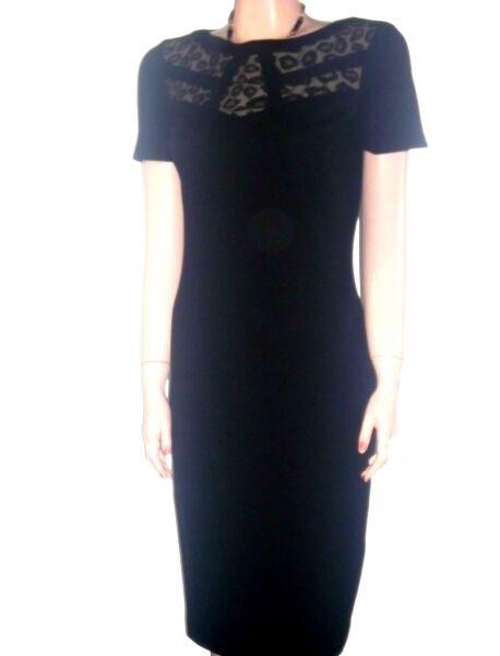 Traumhaft Tunika  Kleid Biba CS 021 schwarz Neu Gr.36