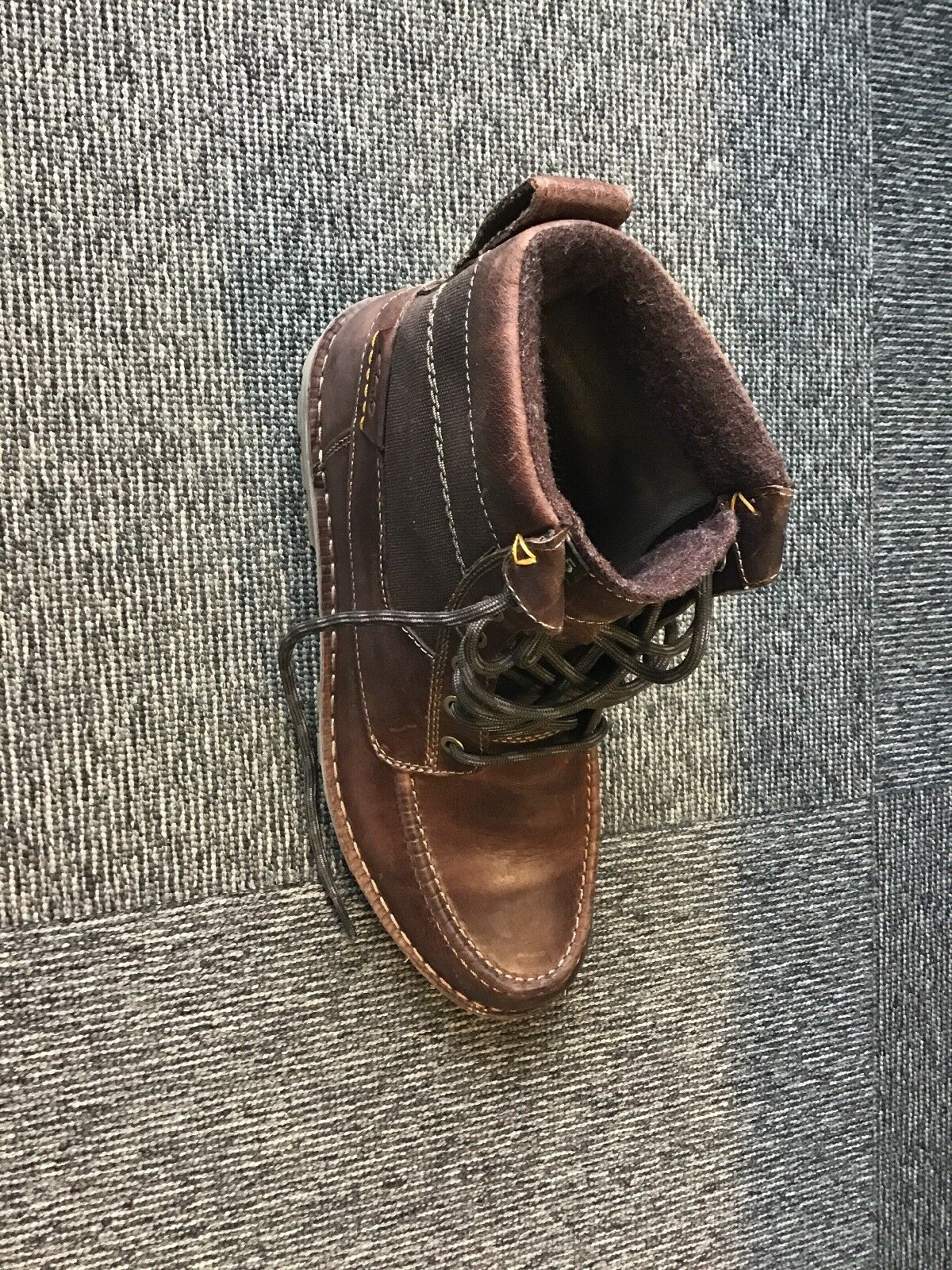 Original Clarks Shoes. New, Barely Worn. Bought From My Trip To The Unitd States