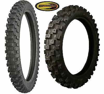 Sedona Front and Rear Wheel Tire Fits Honda Cr 125 1995-2007 Cr125