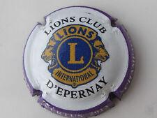 Nouv. Capsule de Champagne  LIONS CLUB D'EPERNAY