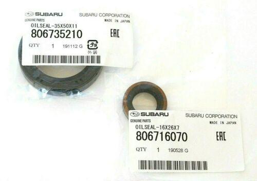 Subaru WRX STI Manual Transmission Shift Linkage Rod Seal Rear Output Shaft Seal