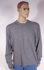 46e07c40e Vince MX4186161 Men s Grey Wool Cashmere Crewneck Pullover Sweater ...