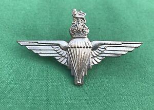 The-Parachute-Regiment-034-KC-034-100-Genuine-WW2-British-Army-Military-Cap-Badge