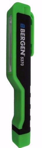 Super Bright COB LED Inspection Light Pen Style Magnetic Lamp Torch Bergen 5370