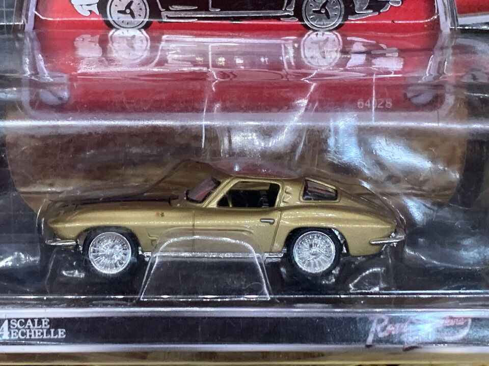 Modelbil, Yatming Road Signature Collection: Chevrolet