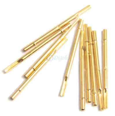10pcs R50-2S Spring Test Probe Pogo Pin Receptacle Use w P50 Series