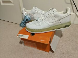 Details about Nike Ice Cube Air Force 1 AF1 size 9.5 Limited Edition Premium RARE Vintage