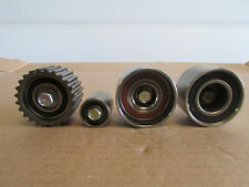 JDM 02-07 Subaru WRX STI EJ207 Ver 7 8 9 OEM Timing Belt Idler Pulleys 4 pcs