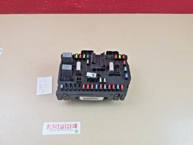 *2007-2009 chevrolet equinox interior junction and fuse box 25844925 oem