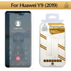 Details about Huawei Y9 2019 Gorilla Tech Tempered Glass Screen Protector  Invisible Cover