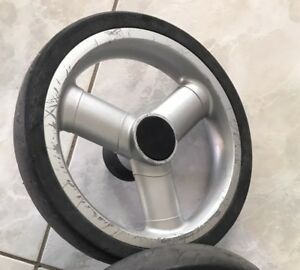Single-REAR-Wheel-For-Strider-Compact-Pram-Stroller-Spare-Part-version