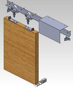 Image Is Loading Sliding Door Gear Roller Internal Single Timber Door