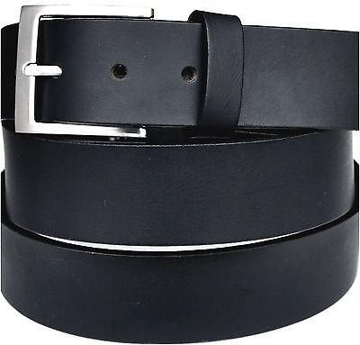 Sx Fino Xxxl Circa 3,5mm Dick Pieno Pelle Cintura Circa 4cm Colore & Lunghezza Selezionabile 401v- Ufficiale 2019