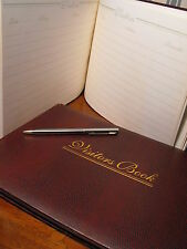 VISITORS BOOK # HOTEL / GUEST HOUSE VISITORS BOOK  GUEST REMARKS COMMENTS BOOK