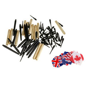 12Pcs Soft Tip Darts For Electronic Dartboard With 36 Extra Tips Professional ZB