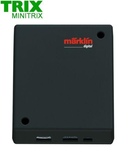 Trix N 318959 Digital-Anschlussbox für 60657//60653//66955//66950 Minitrix NEU