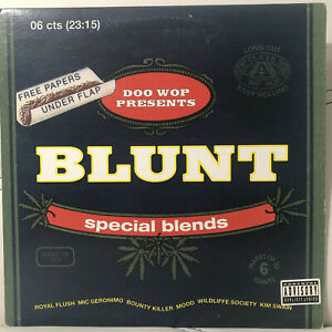 BLUNT-SPECIAL-BLENDS-VINYL-EP-1996-RARE-ROYAL-FLUSH-RAEKWON-RZA