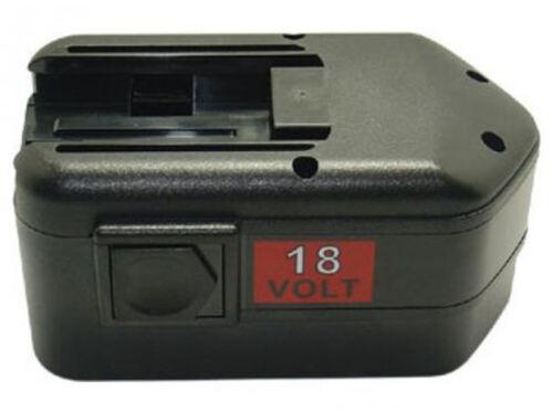 0522-20 LokTor P 18 TXC PWS 18 18V 3.0Ah Akku für MILWAUKEE LokTor S 18 TXC
