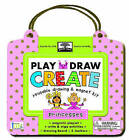 Greenstart Play, Draw, Create Princess: Reusable Drawing & Magnet Kit by Innovative Kids (Hardback)