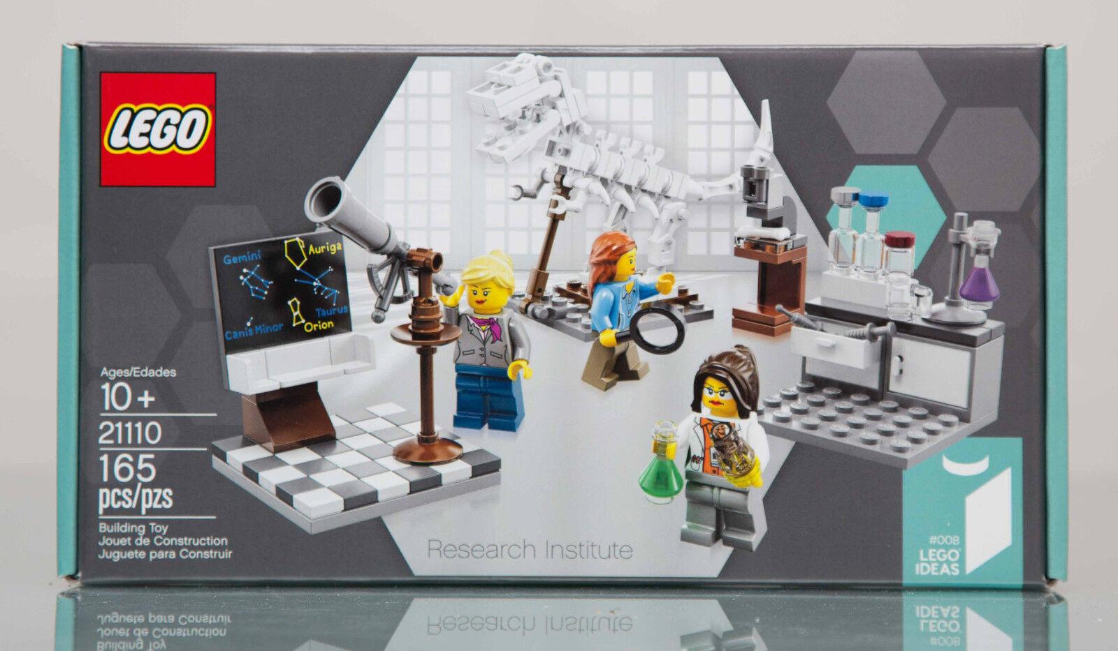 LEGO Research Institute - 21110 -New