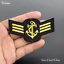 Patch-Toppa-Esercito-Militare-Military-AirBorne-AirForce-Ricamata-Termoadesiva Indexbild 5
