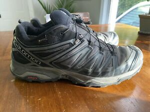 Salomon-Mens-Gray-Hiking-Shoes-Size-13-1395156