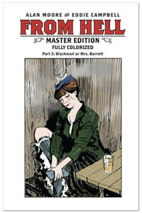 FROM HELL MASTER EDITION #2 by Alan Moore & Eddie Campbell