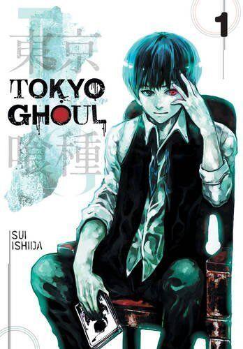 Tokyo Ghoul, Vol. 1  by Sui Ishida (Paperback)