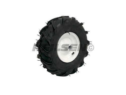 Replacment Lefthand Wheel /& tyre for the Neilsen CT2067 6.5hp Rotavator