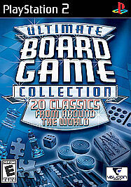 Ultimate Board Game Collection (Sony PlayStation 2, 2006)