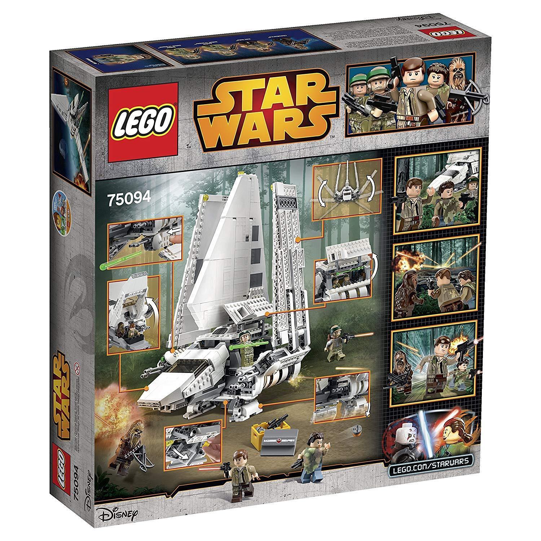 Lego Star Wars 75094 Imperial Shuttle TYDIRIUM Xmas Han Solo Leia Xmas TYDIRIUM Present NISB 3a612c