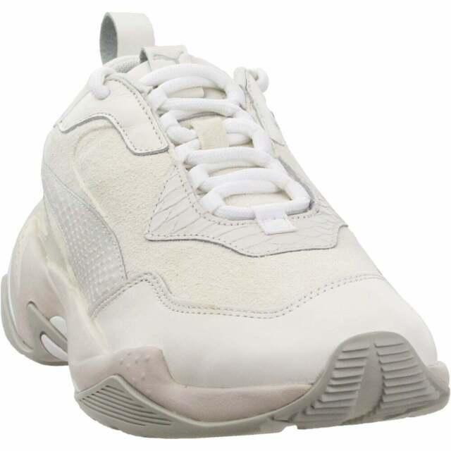 Puma Thunder Desert Junior Sneakers Casual Sneakers White Boys - Size 7 M