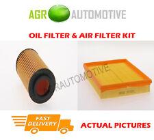 DIESEL SERVICE KIT OIL AIR FILTER FOR VAUXHALL ZAFIRA 2.0 82 BHP 1999-00