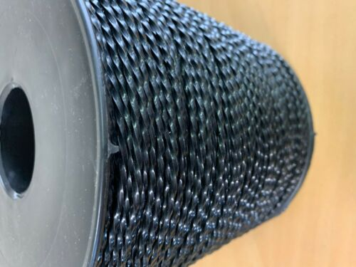 5lb .095 Twist Commercial String Trimmer Line Fits Echo Black Diamond