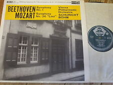ACL 147 Beethoven / Mozart Symphonies / Schuricht / Bohm GROOVED