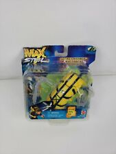 """Max Steel Double Attack 6/"""" action figure New"""