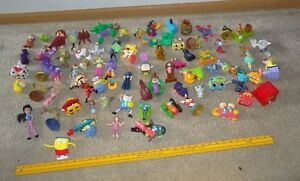 Huge-Lot-of-80-piece-McDonalds-Happy-Meal-Toy-Wind-Ups-and-various-toys-amp-brands