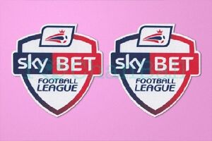 Details about SkyBet Football League 2013-2014 Sleeve Soccer Patch / Badge