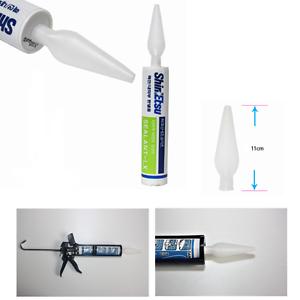 New Caulking Sealant Gun Nozzle Cox Silicone Nozzles Tool