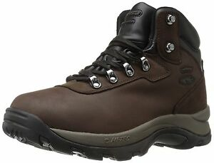 Hi-Tec Men's Altitude IV Waterproof Hiking Boot, Dark Chocolate ...