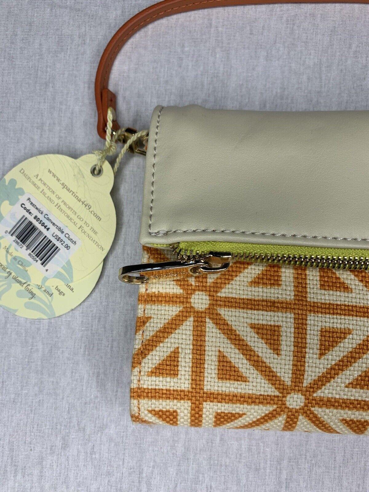 Spartina 449 womens clutch bag handbag