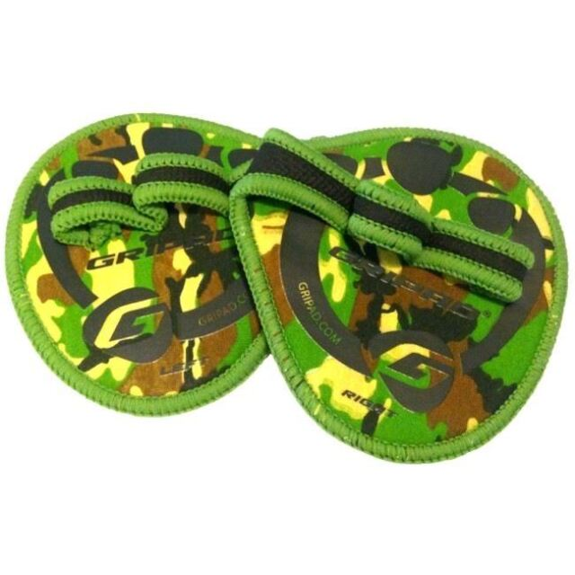 Gripad Classic Weight Lifting Crossfit  Grip Gloves Pad Camouflage