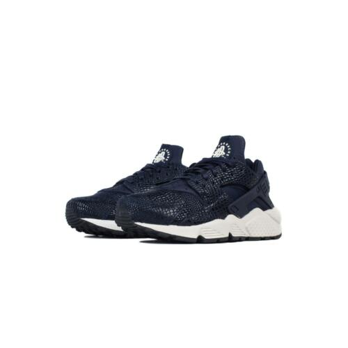 Nike Air Obsidienne 401 Imprimé 725076 Baskets Huarache Run Femmes wU5Rwq